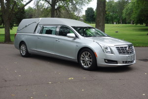 2014 Silver Cadillac Eagle Ultimate